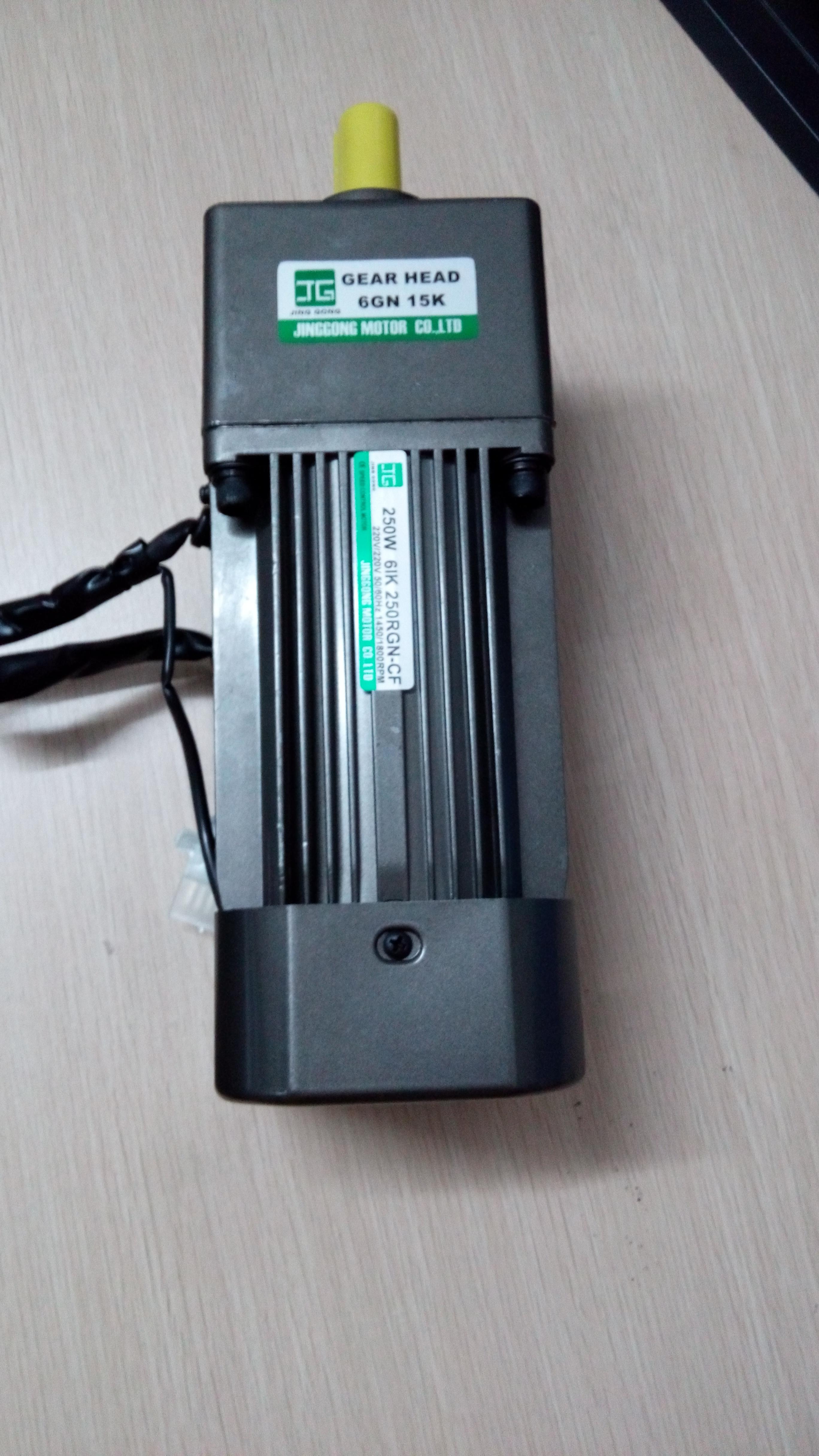 供应调速电机6IK250RGN-CF/6GN75KJG精工250W调速电机
