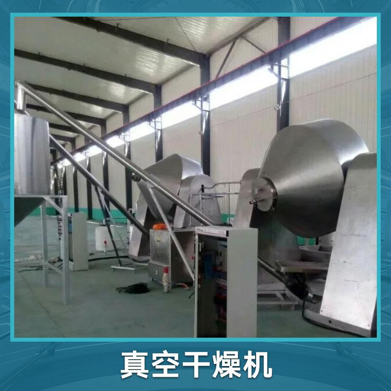 真空干燥机 真空冷冻干燥机 方形真空干燥机 低温真空干燥机 双锥真空干燥机