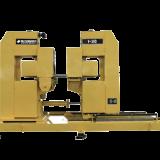 供应定制数控V360专用双立式锯床 金万锋锯床生产厂家双锯条