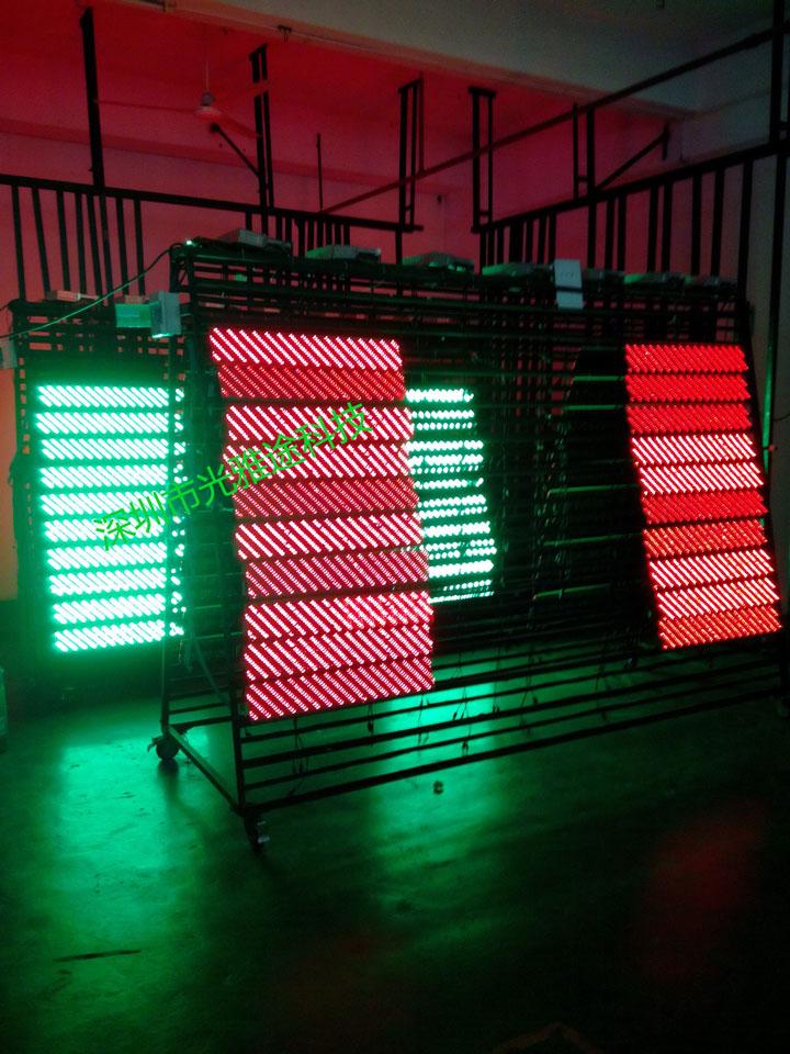 LED显示板 出租车显示板图片