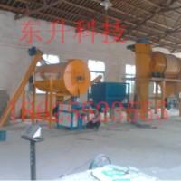 珍珠岩搅拌机 玻化微珠全套生产设备 保温砂浆滚筒式搅拌机