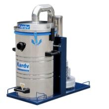 供应凯德威工业吸尘器DL-1280简易型吸尘设备