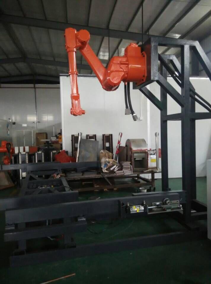 广东吹风机喷涂机器人,佛山喷涂机械手 佛山吹风机壳喷涂机器人厂家