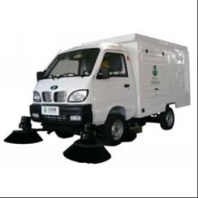 供应PD-S488智能清扫车酒水扫地车 可上牌的电动马路清扫车图片