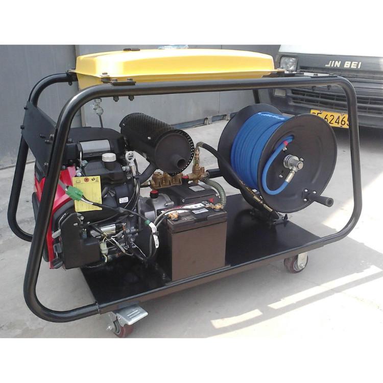 供应高压水疏通机SJ 20/50A汽油机管道清洗机