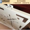 江西雕花铝单板厂图片