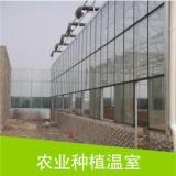 农业玻璃智能温室