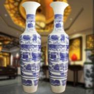 景德镇陶瓷大花瓶图片