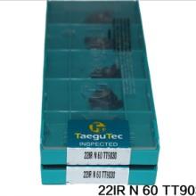 数控螺纹刀片08IR/L A 60 TT8010特固克内螺纹刀片 数控螺纹刀片 特固克内螺纹刀片