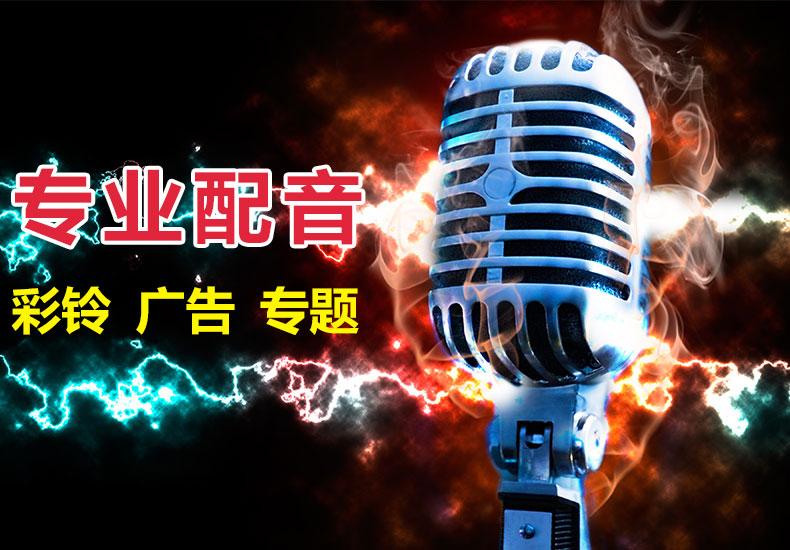 广东深圳宣传片配音制作价格, 广东深圳宣传片配音多少钱