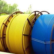 大同矿区硅芯管PE高压电缆护套管图片