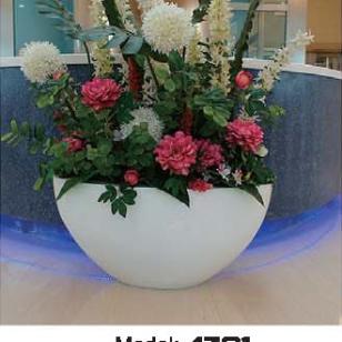 玻璃钢花盆图片