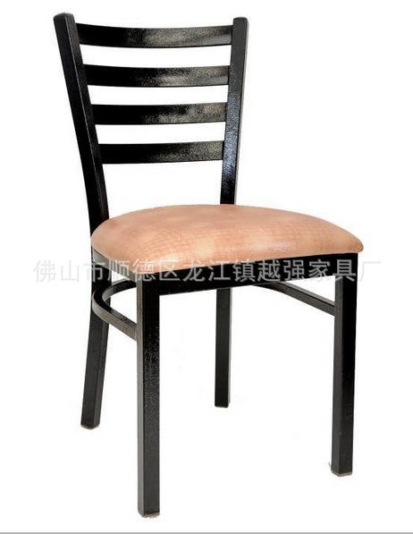 金属西餐椅厂家图片/金属西餐椅厂家样板图 (3)