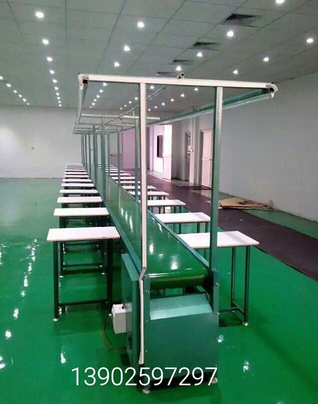 厂家专业生产流水线工作台  电子电器装配生产线