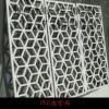 PVC镂空板图片