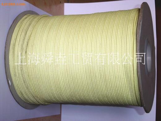 芳纶纤维绳 锟道绳 进口纤维 定制尺寸 芳纶纤维绳 辊道绳 进口纤维