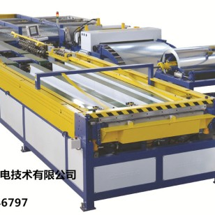 天津科瑞嘉超级风管生产5线图片