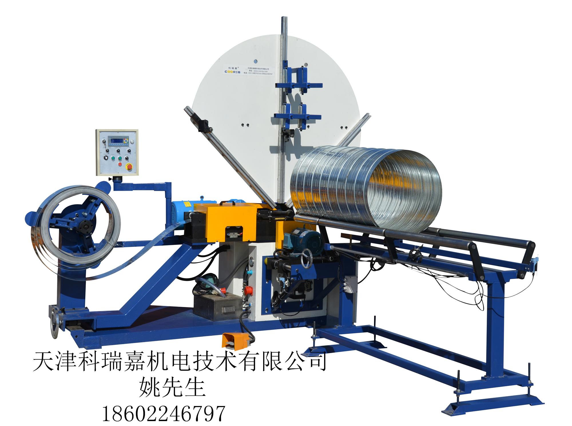 乌鲁木齐全自动风管生产一线图片/乌鲁木齐全自动风管生产一线样板图 (2)