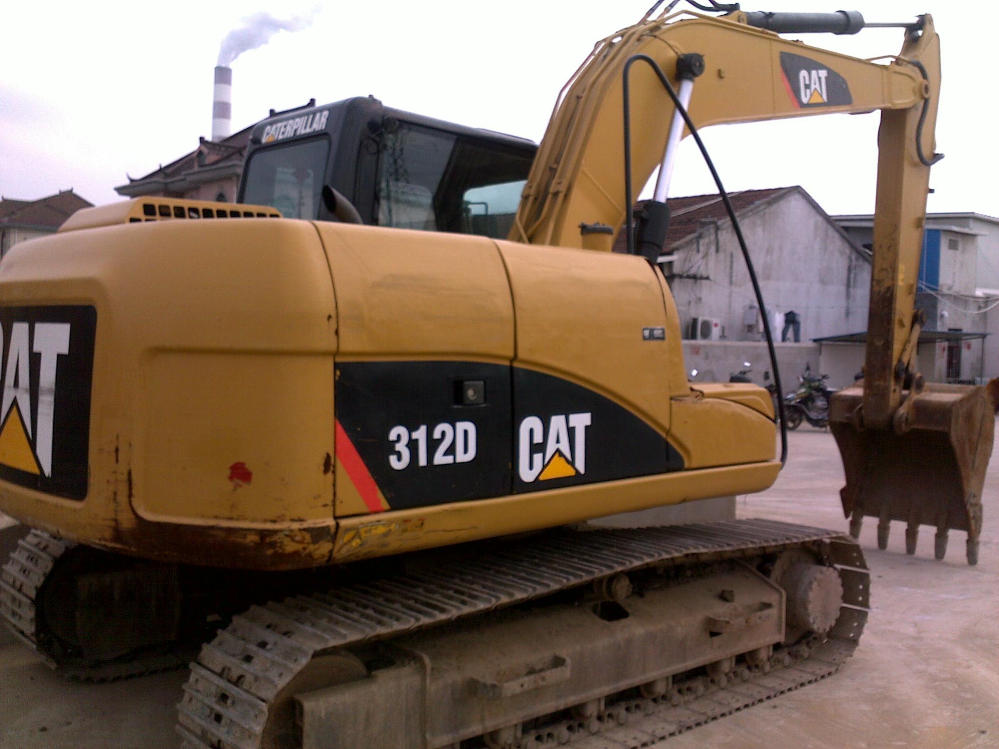 出售卡特312D二手挖掘机,卡特312D二手挖掘机