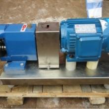 河北凸轮转子泵厂家  凸轮转子泵 不锈钢转子泵 转子泵厂家 凸轮转子泵厂家河北益昌泵业提供.