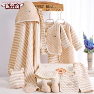 婴儿衣服秋冬季新生儿礼盒母婴用品图片