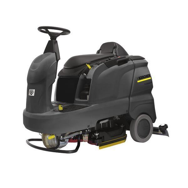 珠海供应实惠型的德国凯驰低噪音驾驶式洗地机