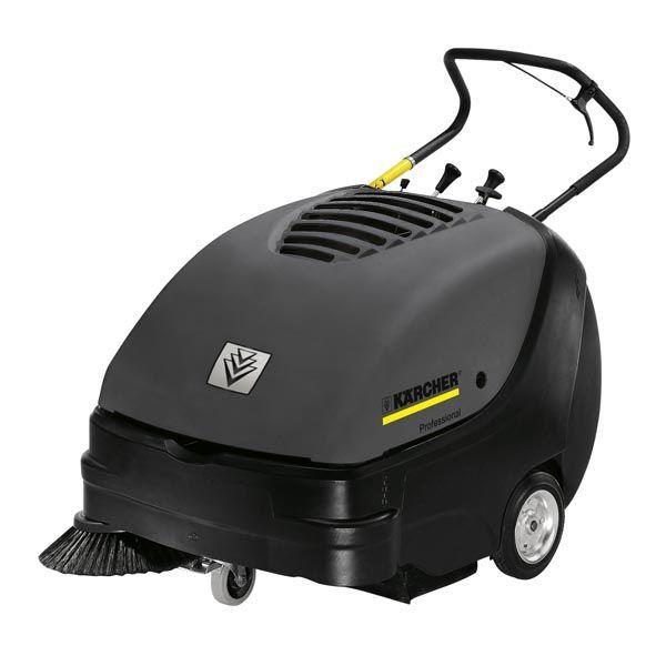 东莞立强供应进口德国凯驰工商业手推式扫地机