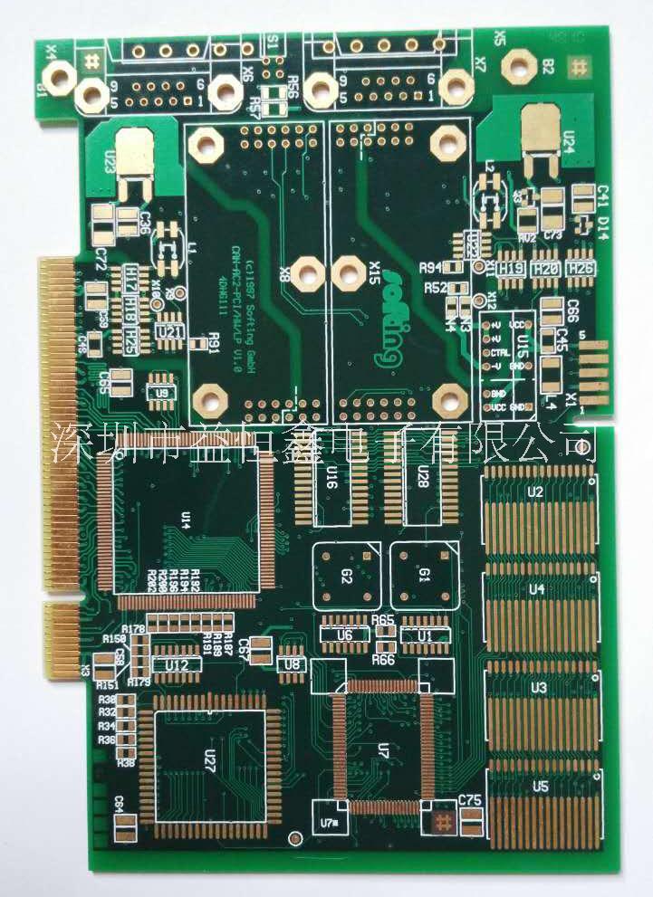 我司专业生产单双面pcb板,多层pcb板,单双面fpc板,多层分层fpc板,高频