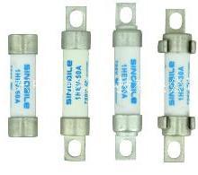 14*51MM高压熔断器 10A/750V新能源专用熔断器