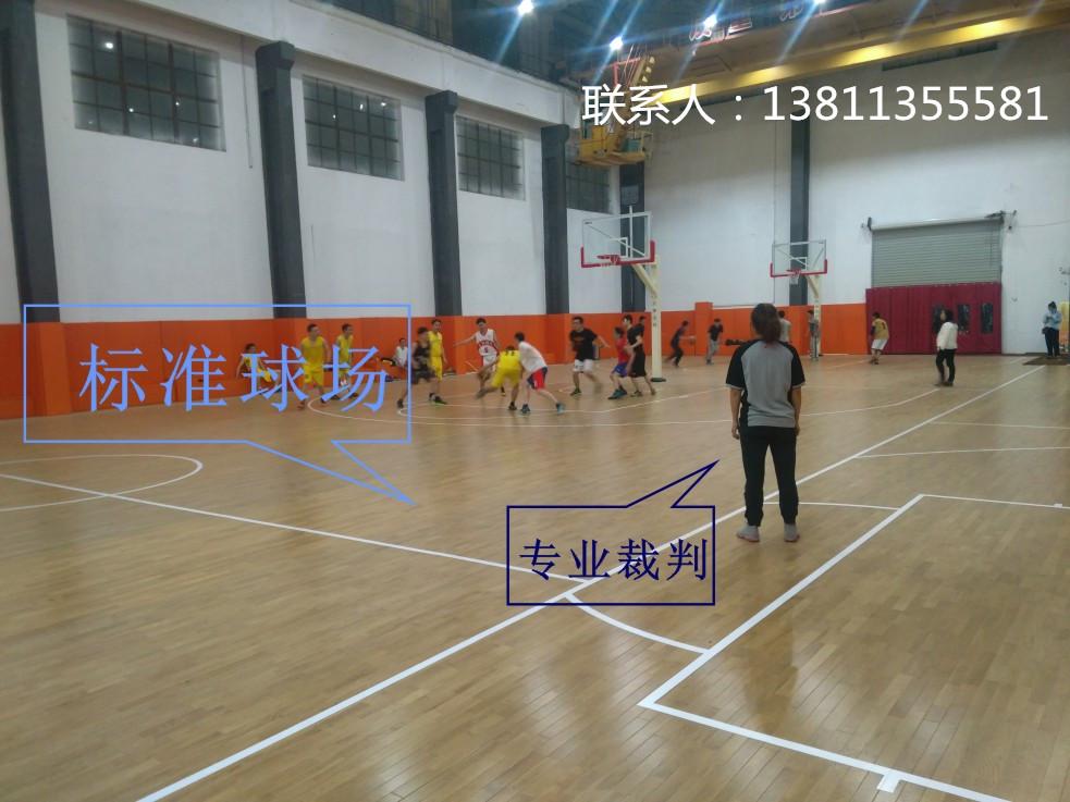 篮球场木地板面板材料报价