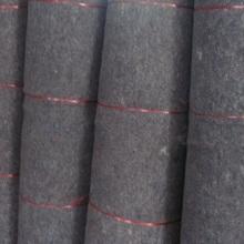 乌鲁木齐保温棉毡厂家 杂色棉毡低价  黑棉毡图片