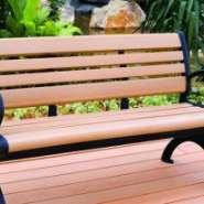木塑椅子图片