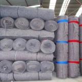 乌鲁木齐杂色棉毡厂家大量现货出售 新疆黑棉毡低价出售