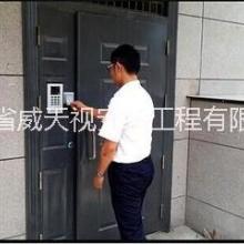 门禁安装图片