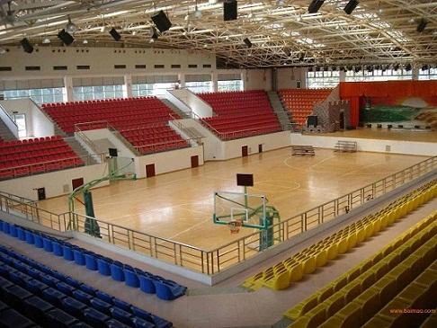 篮球馆运动地板 篮球馆运动地板羽毛球馆实木地板