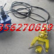 手提式钢筋弯曲机工地弯曲机图片