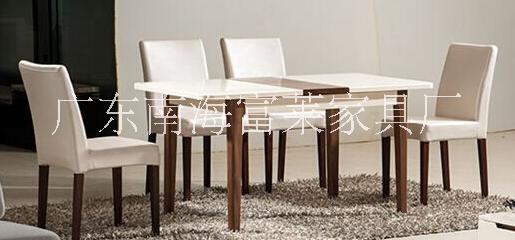 实木餐桌客厅餐厅餐台