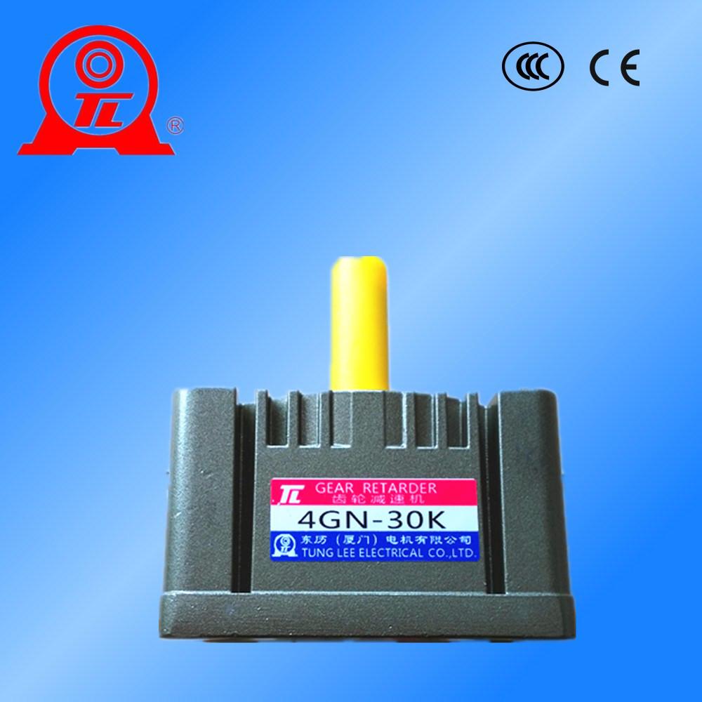 供应东力牙箱减速机 厂家直销 进口东力减速齿轮箱 6W-150W
