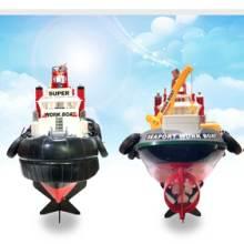 供应广州水上遥控玩具船 水上遥控船玩具船