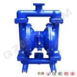 永嘉启正气动隔膜泵厂家直销 QBY气动隔膜泵价格实惠