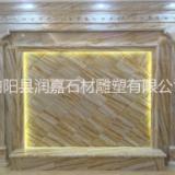 青岛专业安装石材电视背景墙电话 青岛石材电视背景墙多少钱一方