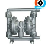 QBY型铝合金气动隔膜泵,新型隔膜泵,高压隔膜泵