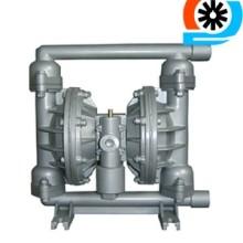 QBY型铝合金气动隔膜泵,新型隔膜泵,高压隔膜泵图片