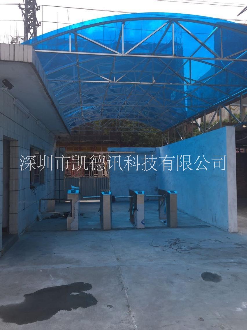 深圳桥式三辊闸厂家报价-哪里有三辊闸厂家-三滚闸供应商