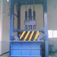 中成供应三缸四柱垂直式垃圾中转站压缩设备价格 生产厂家