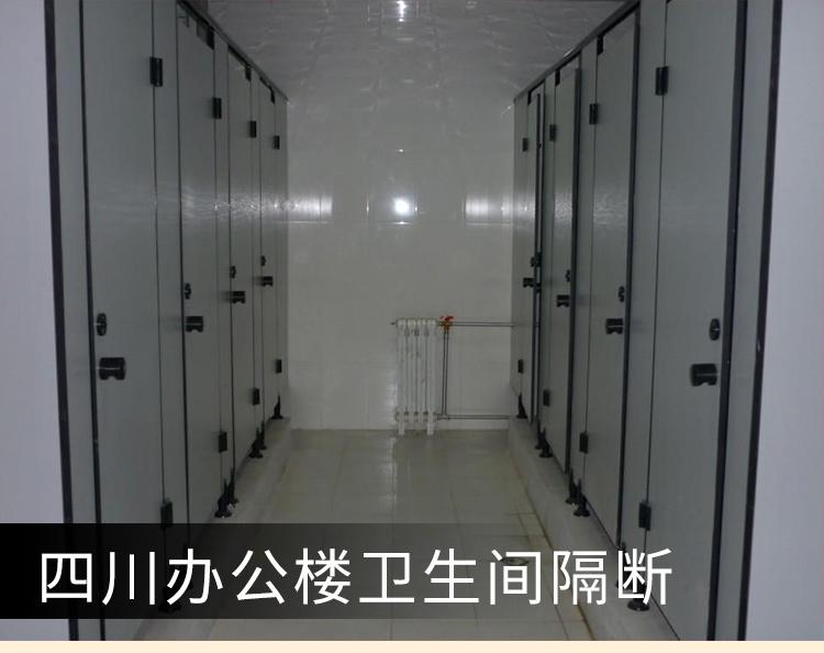 四川办公楼卫生间隔断