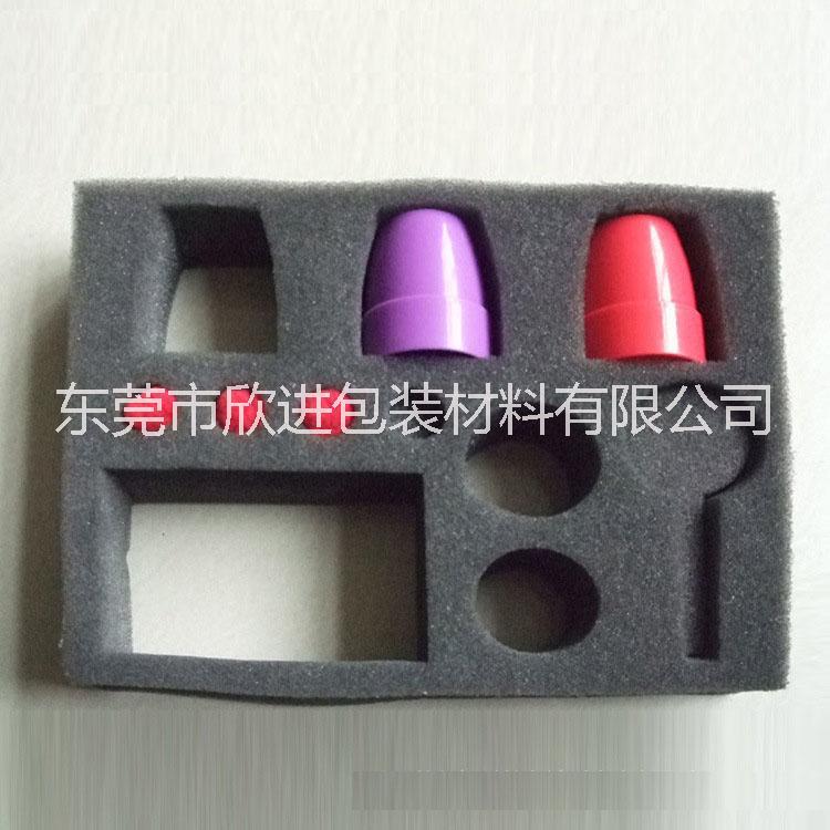 供应海绵内衬 海绵内盒 海绵异形材 首饰化妆品包装eva内衬