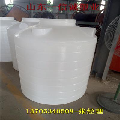 2立方塑料储液罐,化工塑料储罐质量