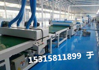新品外墙保温装饰一体板生产设备使用流程厂家直销