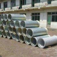 厂家批发镀锌钢波纹涵管 质量保证图片